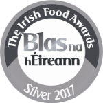 Blas na hEireann - The Irish Food Awards Silver 2017 - circle