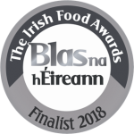 Blas na hEireann - The Irish Food Awards Silver 2018 - circle
