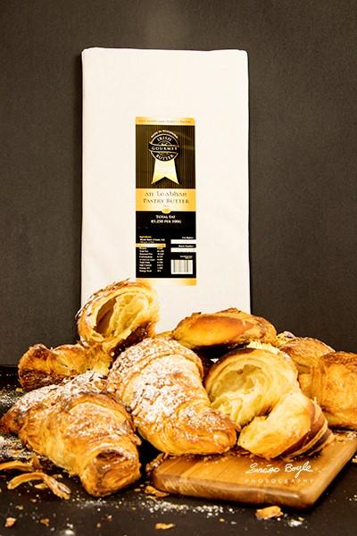 Irish Gourmet Pastry Butter An Labhar